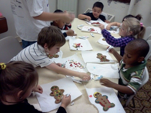 storytime cookie decorating 2