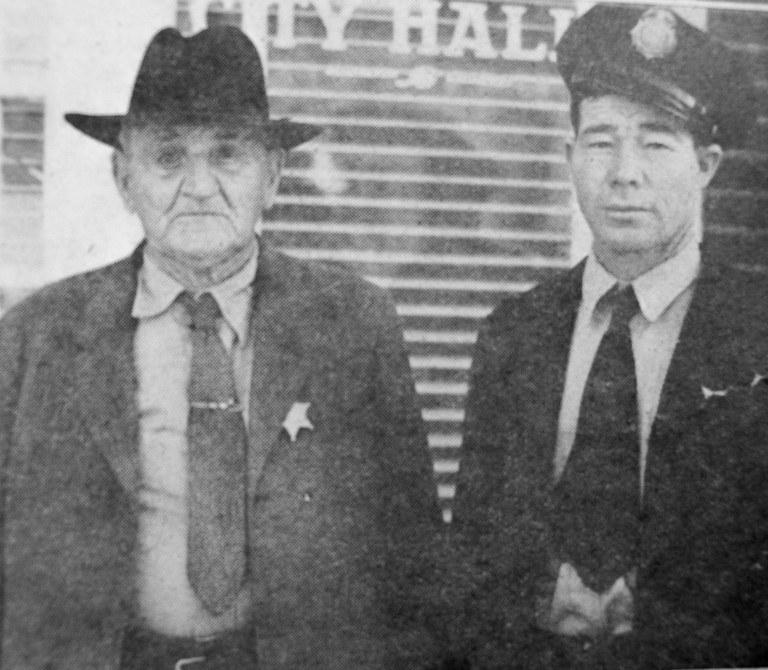 W.A. Haynes & Sam Mathews